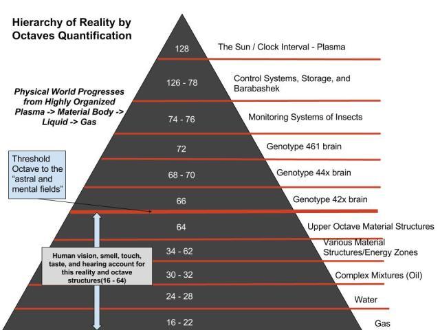 Octave Hierarchy