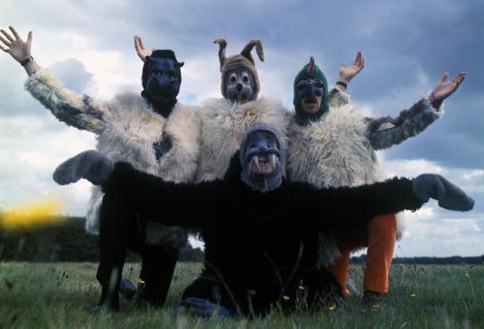 I Am The Walrus Beatles Foursome  Rock Train .